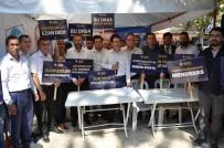 BAŞBAKAN - Manisa AK Parti, Adnan Menderes'i Andı