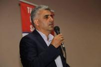 Memur-Sen Ve Eğitim-Bir-Sen Niğde Şube Başkanı Hasan Orhan;