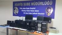Mersin'de Yasa Dışı Bahis Operasyonu Açıklaması 17 Gözaltı