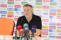 ALANYASPOR - Mesut Bakkal Açıklaması' 3 Haftalık Mağlubiyetten Sonra 2 Haftalık Galibiyet İyi Oldu'