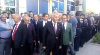 MHP'li Başkan Ve Başkan Adayı Günaydın'a Coşkulu Karşılama