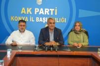 İŞKENCELER - Milletvekili Abdullah Ağralı Gündemi Değerlendirdi