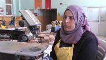 AHŞAP OYUNCAK - Miniklerin Oyuncukları Suriyeli Marangoz Kadınlardan