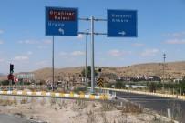 AŞIRI HIZ - Nevşehir Valisi Aktaş Ölüm Kavşağında İncelemelerde Bulundu