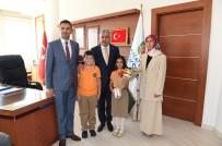 Öğrencilerden Başkan Polat'a Ziyaret