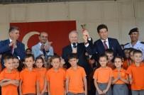 İÇIŞLERI BAKANLıĞı - Okulun İlk Ders Zilini, Vali Çaldı