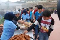 Okulun İlk Gününü Mangal Partisi Yaparak Kutladılar