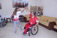 ÇOCUK FELCİ - (Özel) Tekerlekli Sandalyede Harmandalı İzleyenleri Şaşırttı