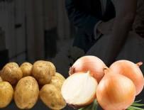 ÖFKE KONTROLÜ - Patates soğan 15 günlük evliliği bitirdi