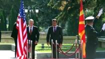 REFERANDUM - 'Rusya, Makedonya'daki Referandumu Engellemeye Çalışıyor'