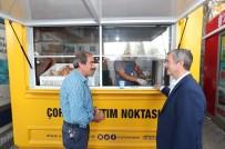 MEHMET TAHMAZOĞLU - Şahinbey Belediyesi Çorba İkramları İle Vatandaşın İçini Isıtıyor