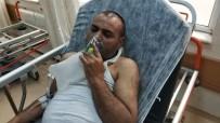 Samsun'da 4 Yaşındaki Çocuk Çekyatı Yaktı Açıklaması 8 Kişi Hastanelik Oldu