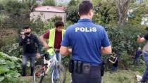 Samsun'da Menfezde Uyuyakalan Genç, Polisi Harekete Geçirdi