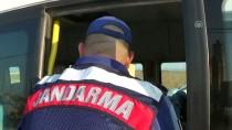 Sandıklı'da Jandarmadan Servis Araçları Denetimi