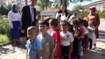 MUSTAFA KARAKAYA - Şehit Bebeğin İsminin Verildiği Okulda İlk Ders Zili