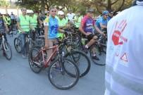 ERCIYES - Sepsis Günü Nedeniyle 60 Bisikletli Pedal Çevirdi
