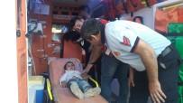 DİREKSİYON - Siirt'te Trafik Kazası Açıklaması 2 Ölü, 4 Yaralı