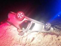 TUNÇBILEK - Tavşanlı'da Trafik Kazası Açıklaması 4 Yaralı