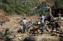 HONG KONG - Tayfunun Vurduğu Filipinler'de Madenler Kapatıldı