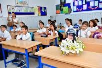 BEYLIKDÜZÜ BELEDIYESI - Tekirdağ'da Tren Kazasında Hayatın Kaybeden Oğuz Arda Sel Okulunda Anıldı
