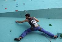 TIRMANMA DUVARI - Tırmanma Yarışlarında Ödüller Sahiplerini Buldu