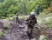 Tokat'ta PKK'ya ağır darbe
