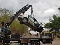 Tokat'ta Trafik Kazası Açıklaması 1 Ölü