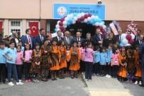 Trabzon'da İlk Ders Zili Çaldı, Öğrenciler Ders Başı Yaptı