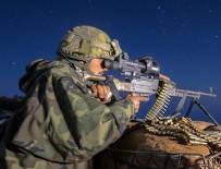 Tunceli'de PKK'ya ağır darbe: 10 terörist etkisiz