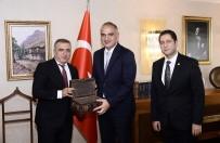 MEHMET ERSOY - Turizm Bakanı Mehmet Ersoy'a Çok Yönlü Tokat Dosyası