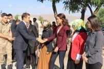Tutak'ta İlk Ders Zili Çaldı