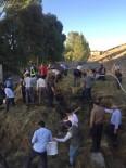 Van'da 3 Bin 800 Bağ Ot Yandı