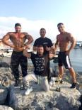 ALİHAN - Vücut Geliştirme, Fitness Ve Velness Milli Takımı'na Adanalı 3 Sporcu