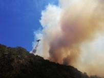 Yangın Genişleme Eğilimi Gösteriyor