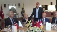 DİVAN KURULU - 3 Büyük Kulübün Divan Başkanları Buluştu