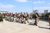 UZMAN ÇAVUŞ - 9 YPG'li Terörist Tutuklandı