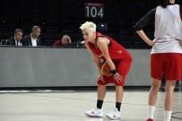 İSPANYA - A Milli Kadın Basketbol Takımı'nda, Dünya Şampiyonası Hazırlıkları Sürdü