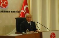 GENEL BAŞKAN - Açılış Konuşmasını MHP Lideri Yapacak