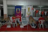 KOMANDO - Adana İl Jandarma Komutanlığı'ndan Kan Bağışı Desteği