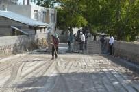 Adilcevaz'da Kilitli Parke Çalışması