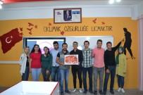 Afrin Şehidi İbrahim Imış Adına Şuhut Zafer Anadolu Lisesinde Kütüphane Açıldı