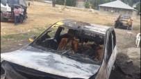 GÜVENLİK ÖNLEMİ - Ağrı'da 2 Taksi Kundaklandı