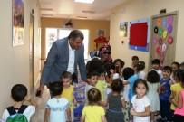 SABAH KAHVALTISI - Akçakale Belediyesi Kreş Ve Gündüz Bakım Evi Açıldı