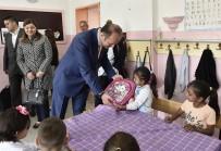 ABDULLAH ÖZER - Akgül'den Öğrencilere İlk Gün Sürprizi