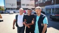 POLİS KAMERASI - Aksaray'da 'Biz Polisiz' Diyerek Evi Soyan 4 Şüpheli Yakalandı