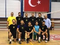 Akyazı Belediyesi Erkekler Voleybol Takımı 2. Ligde