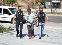 Alanya'da Aranan Şüpheli Yakalandı