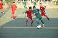 ŞANLıURFASPOR - Amed Sportifin Gençleri İyi Yolda