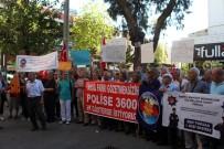 ÖZLÜK HAKLARI - Antalya'da Emekli Polislerden 3600 Ek Gösterge Talebi