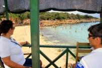 İSKENDERIYE - Aşk Adasında Kum Nöbeti